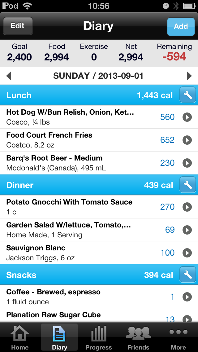 MyFitnessPal_food_diary
