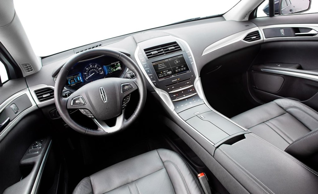 2014 Lincoln Mkz Hybrid Interior Photo 539609 S 1280×782 1024×625