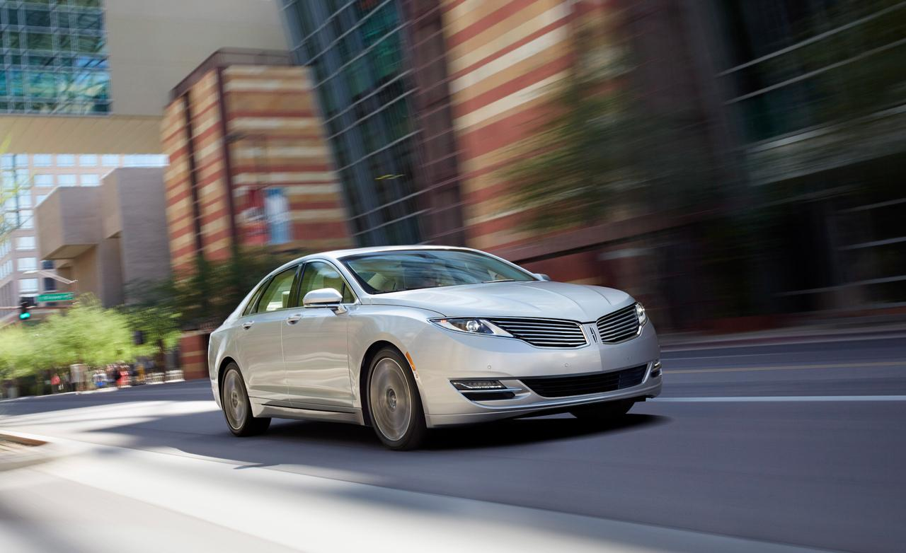 reviews lincoln dashboard cars sedan and trend motor rating hybrid mkz