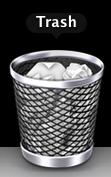 Mac trash can