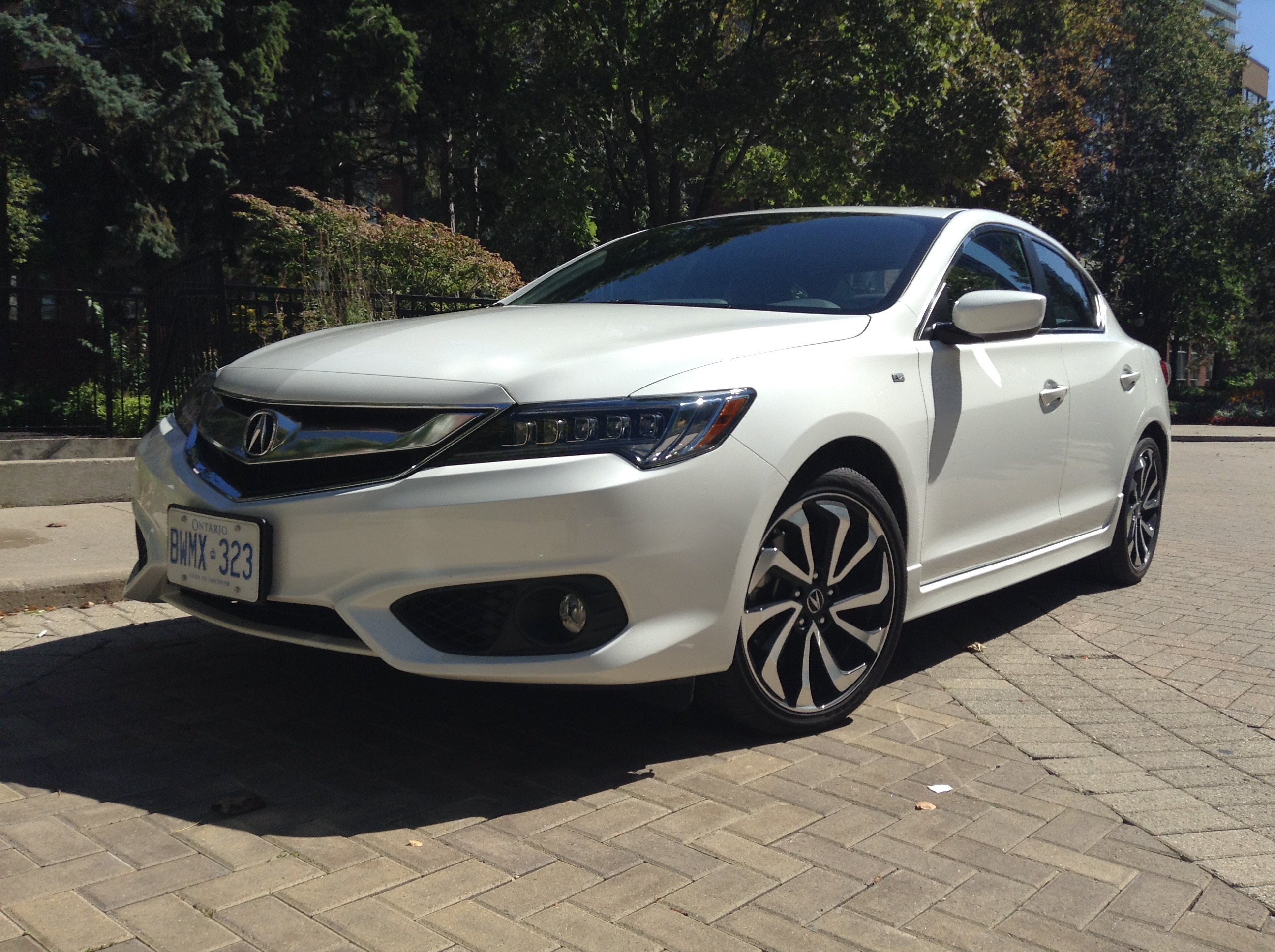 techradar ilx it with acura performance tech price reviews review car living and