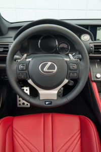 image courtesy Lexus