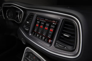 2016 Dodge Challenger Performance Control sport-mode set up - image courtesy Dodge