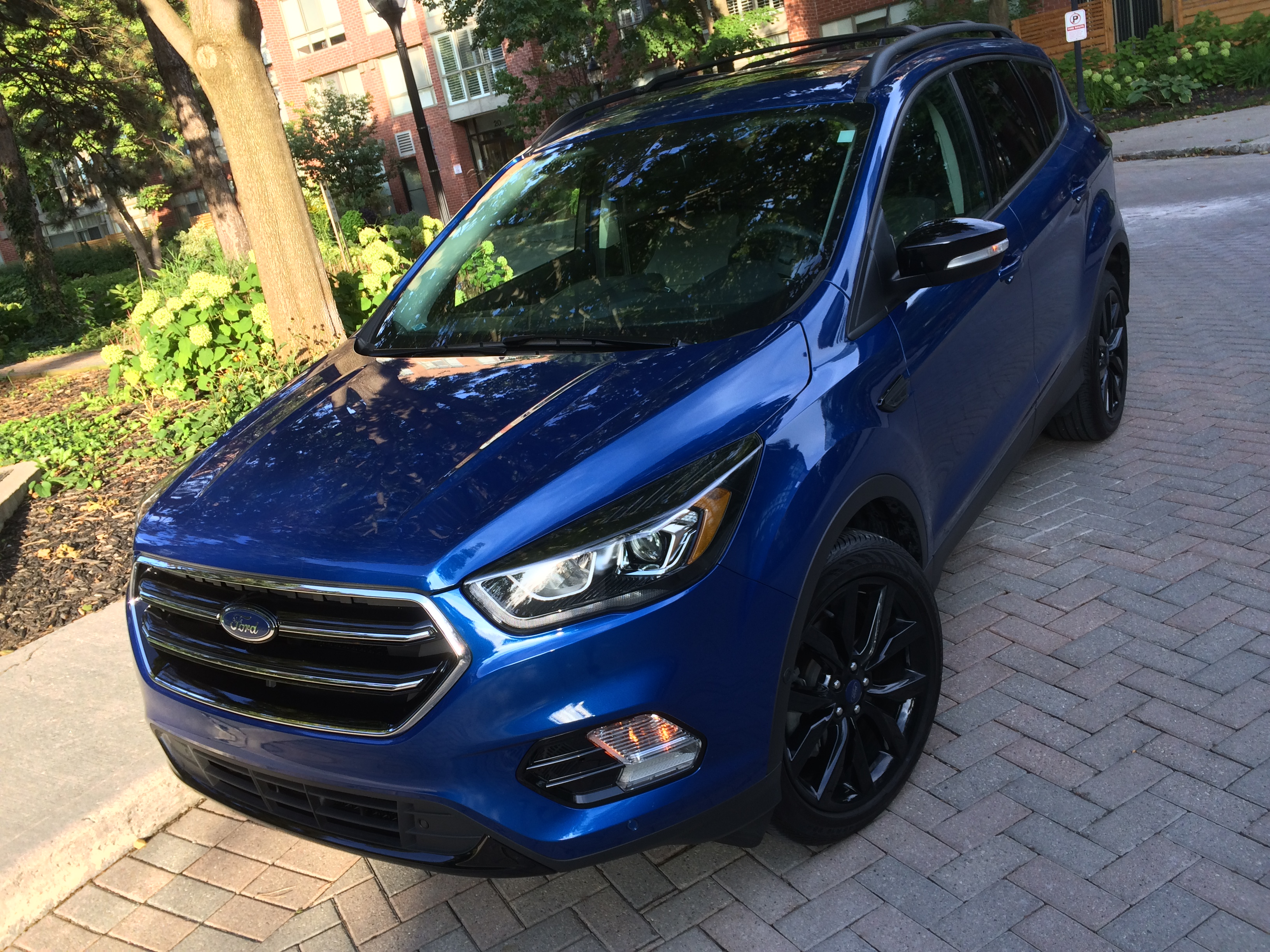 Road Trippin With The 2018 Ford Escape Titanium Luigi Benetton